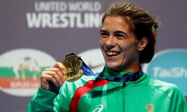 Тайбе Юсеин е спортист №1 на България за годината!