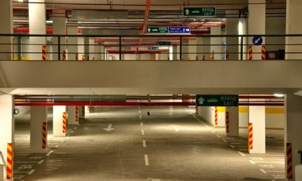 Срещу мръсния въздух - буферните паркинги безплатни