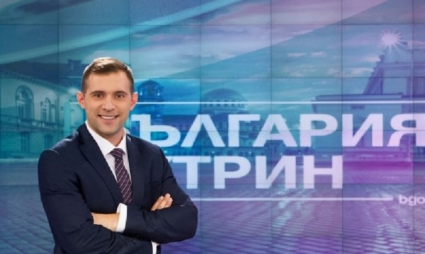 "Водещият на ""България сутрин"" Златимир Йочев стана баща"