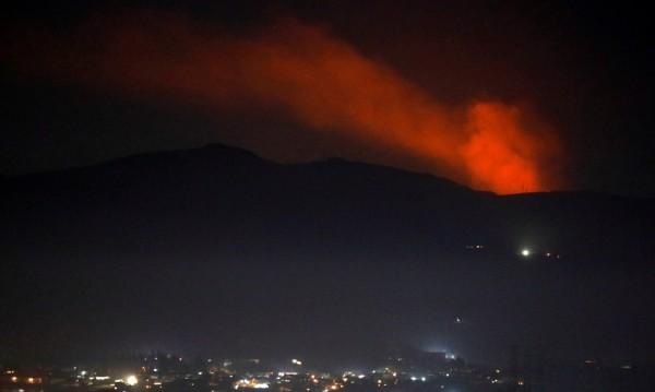 Русия обвини Израел за удара близо до Дамаск