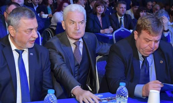 Сидеров прозря: Май партньорите не ме искат за евроизборите
