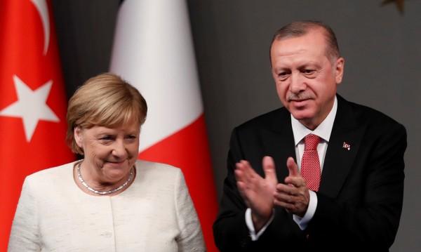 Ердоган и Меркел се разбраха за Сирия...