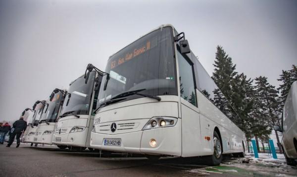 Криза! При заплата от 1800 лева – няма шофьори за автобуса
