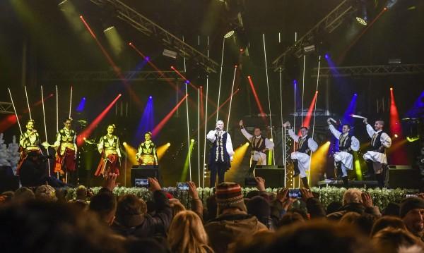 Промени на движението в София заради новогодишния концерт
