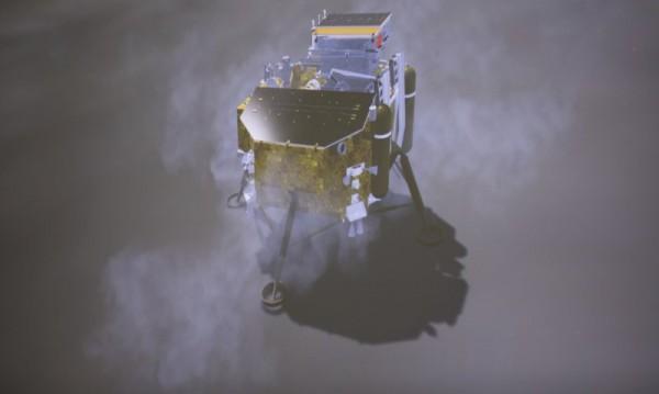 """Китайската """"Чанъе-4"""" отнесе на Луната памук, картофи…"""