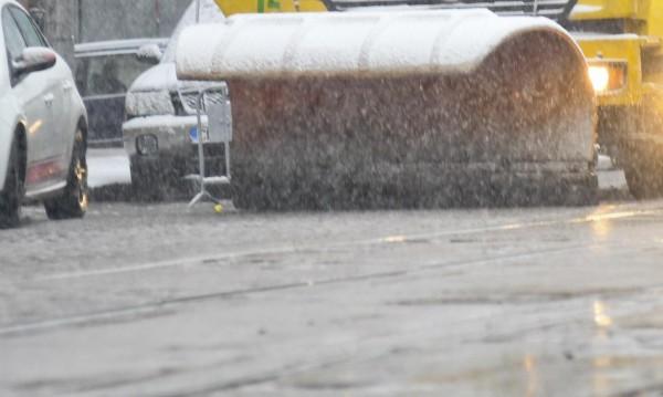 107 снегорина са чистили улиците на София