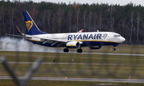 Англичани оценяват Ryanair като най-лошата авиокомпания