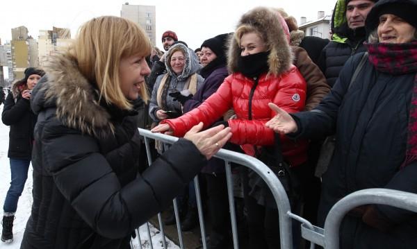 Фандъкова: Изборите не са на дневен ред за мен!