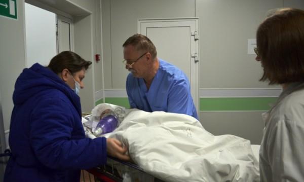 Бебето, спасено в Магнитогорск, е дошло в съзнание