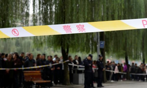 Китаец нападна деца в начално училище, рани 20
