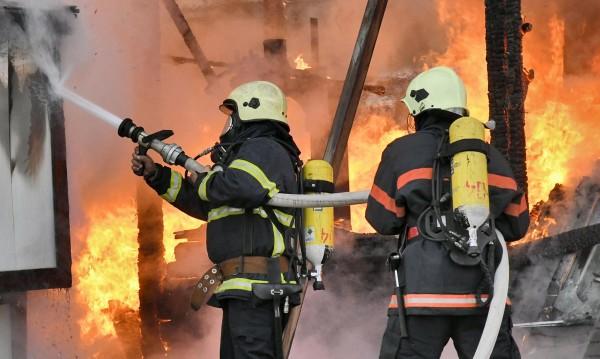 Мъж загина при пожар в хасковско село
