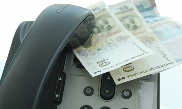 Арестуваха телефонен измамник във Велико Търново