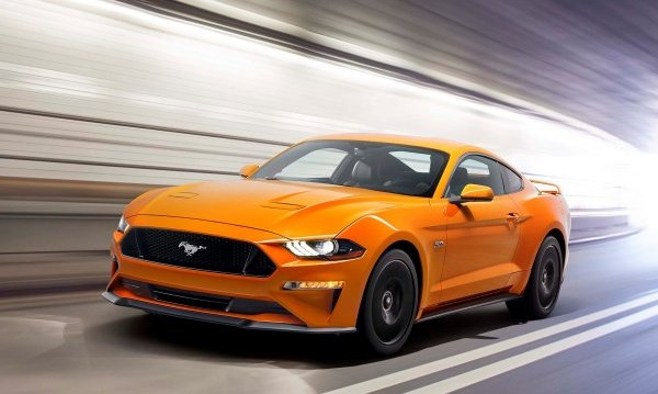Кои са най-продаваните спортни коли за 2018 г.?