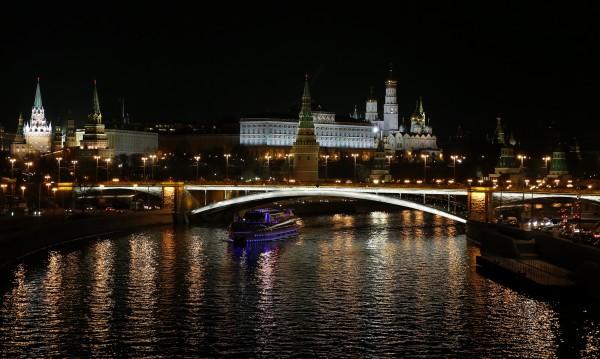 Блясък и лукс в новата Москва – центърът е с променен облик