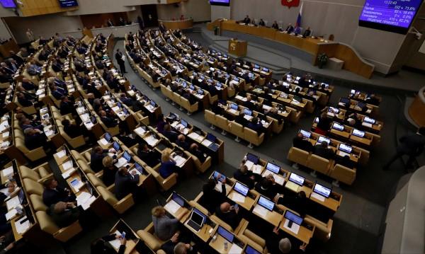 Fake news за старта на сесията на Държавната дума на Русия
