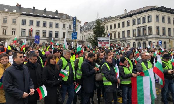 """Борисов настоя пред Таяни: Пакетът """"Мобилност 1"""" – в следващия ЕП"""