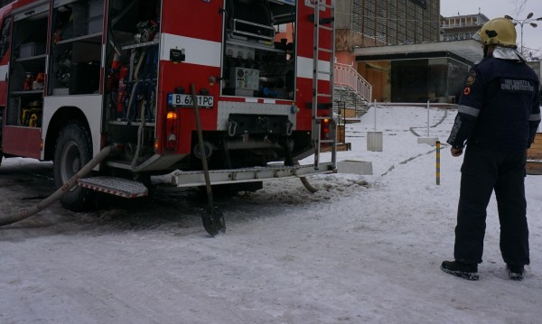 Пожар в училище! Две учителки и ученик – ранени