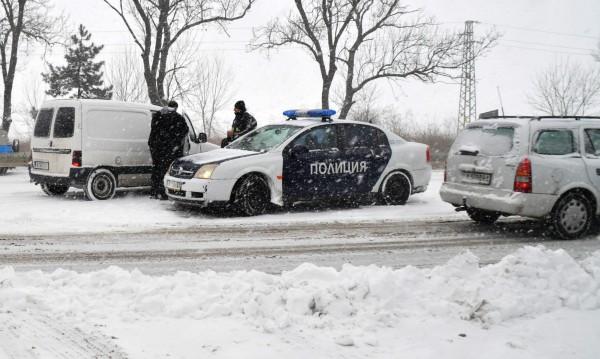 Намериха мъртъв в полето край Горни Богров