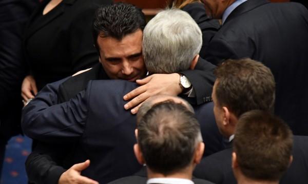 Брюксел дава македонците за пример
