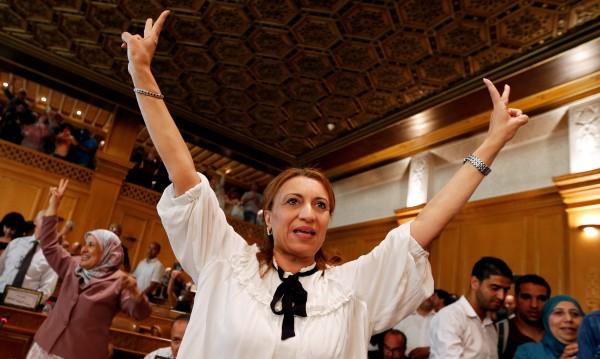"""Битките на """"шейхинята"""" Суад - първата кметица на арабска столица"""