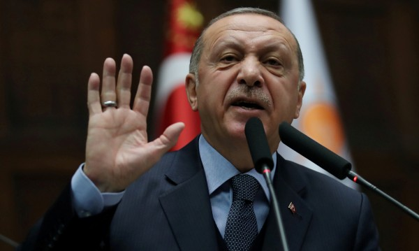Ердоган: Много сме препатили от външна зависимост