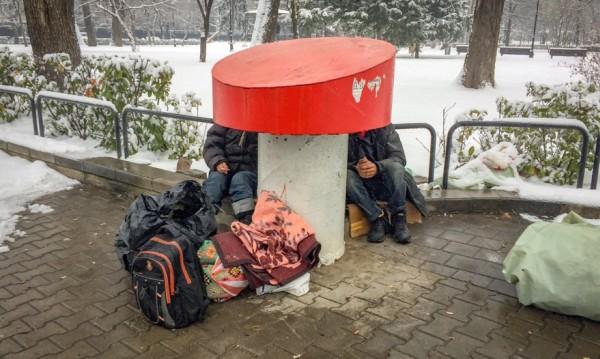 Бездомник е починал в Кризисния център в София