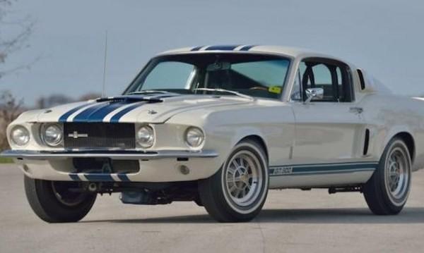 Продадоха най-скъпия Ford Mustang в историята