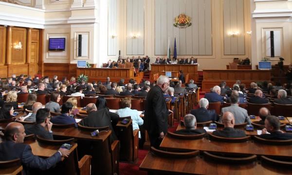 С единодушие: НС прие Закона за хората с увреждания