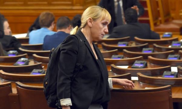 Соцдепутатката Елена Йончева – клиент на Темида