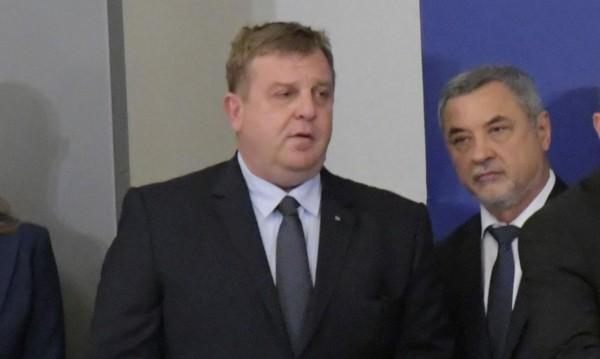Развод ми дай, патриотичен: НФСБ не ще на евроизбори с ВМРО