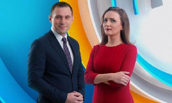 Гергана Венкова и Златимир Йочев са новата екранна двойка в сутрешния блок на Bulgaria ON AIR
