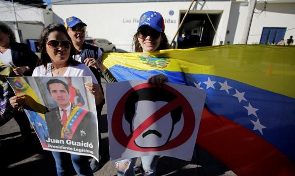 Русия да даде убежище на Мадуро? Та той е президент!