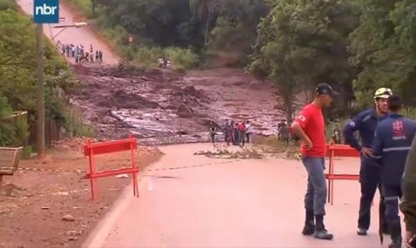 Бразилия след срутването в мината – пред еко катастрофа