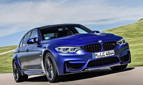 Новото BMW M3 се появява в 3 версии на мощност