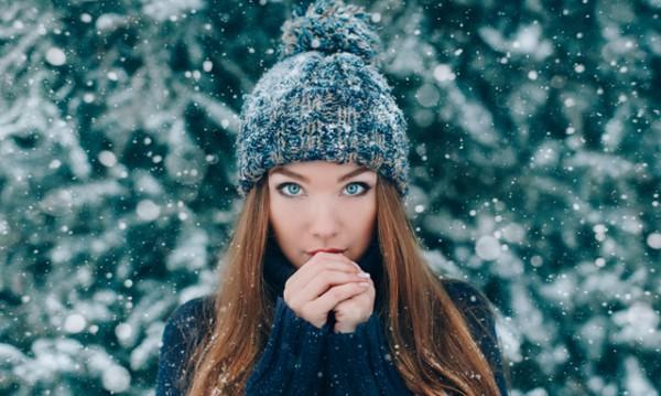 Не правете това с косата си през зимата