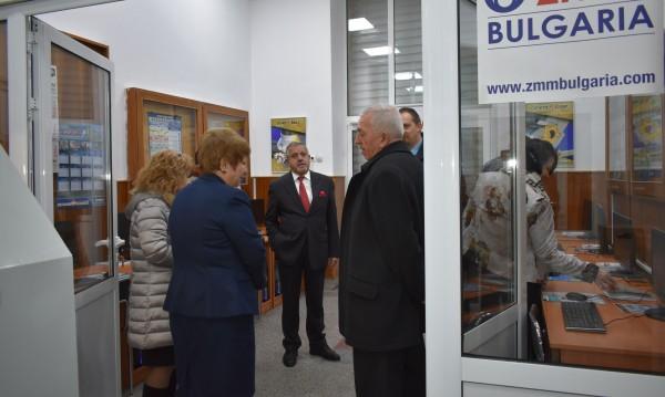 ЗММ Сливен в партньорство със Сименс в подкрепа на дуалното обучение в България