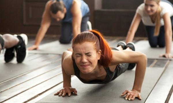 5 симптома, че прекалявате с тренировките