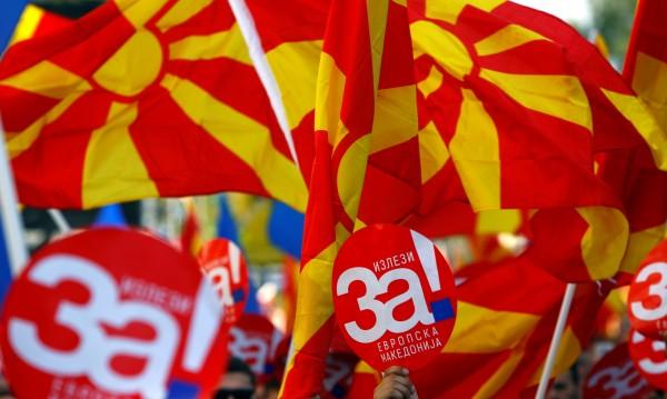 НАТО и Македония подписаха, Скопие благодари на България