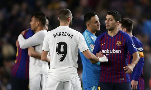 Барселона и Реал с равенство в първата битка за годината