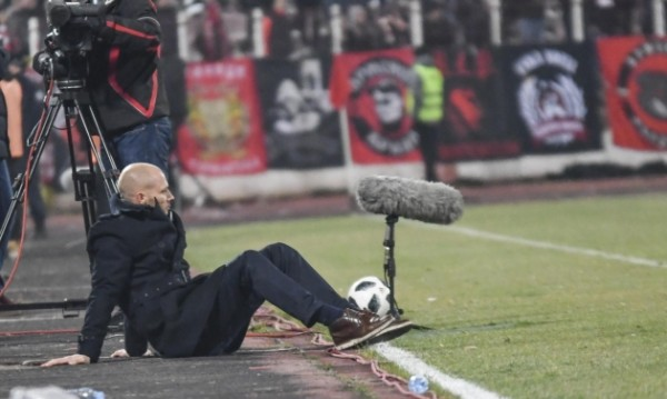 Ел Маестро напуска ЦСКА заради скандал с футболистите