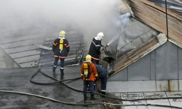 Пожар в къща в Пловдивско, загина 33-годишен мъж