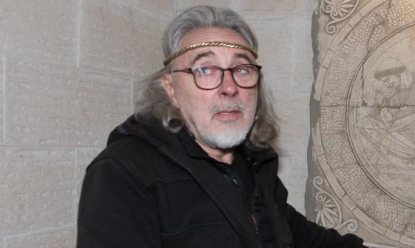 Обраха ателие на Ставри Калинов, взели метални скулптури