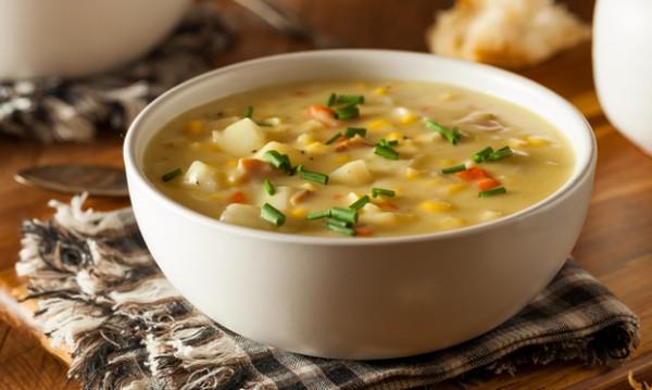 Рецептата Dnes: Картофена супа с бекон