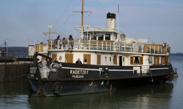"""250 000 лева за ремонт на кораба """"Радецки""""... Иначе не може да плава!"""