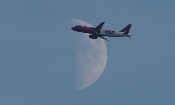 Wizz Air отмени ранните си полетите до Брюксел в сряда