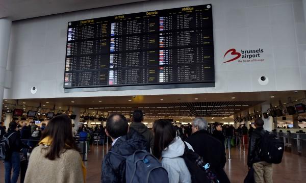 Белгия затваря небето си за 24 часа