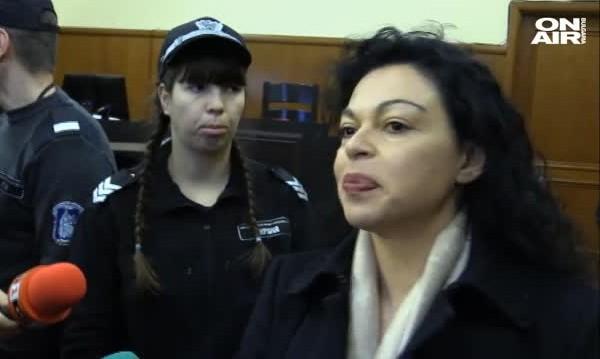 Спецсъдът отказа на Банева да я пусне от ареста