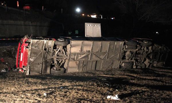 Жертвите на тежката автобусна катастрофа край Скопие - 14