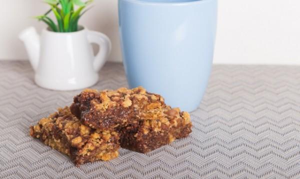 Рецептата Dnes: Брауни с овесени ядки и орехи