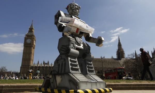 Зловещ сценарий: Роботите убийци прекрачват моралната граница
